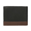 Men's leather wallet bata, black , 944-6149 - 16