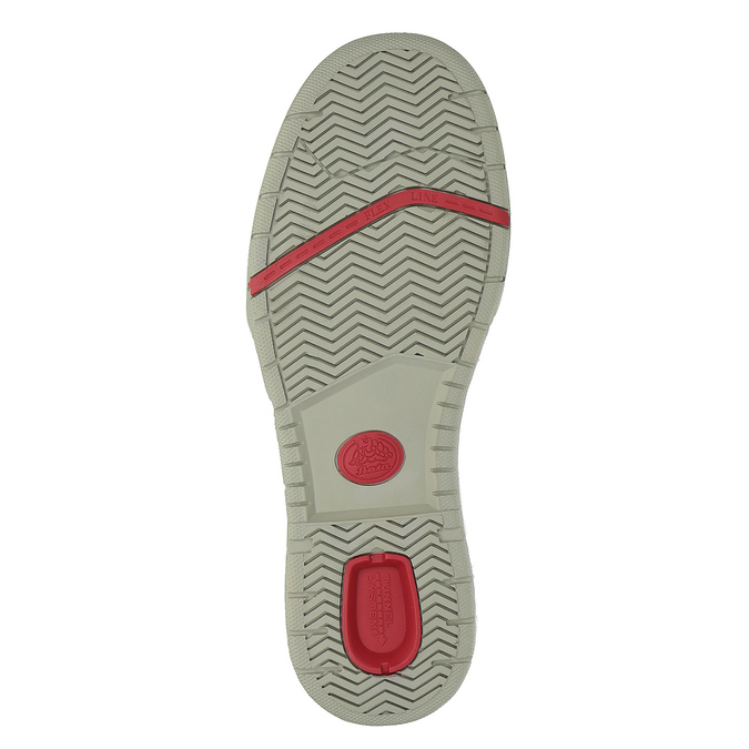 Men's work boots BICKZ 728 ESD S3 bata-industrials, gray , 846-2612 - 26
