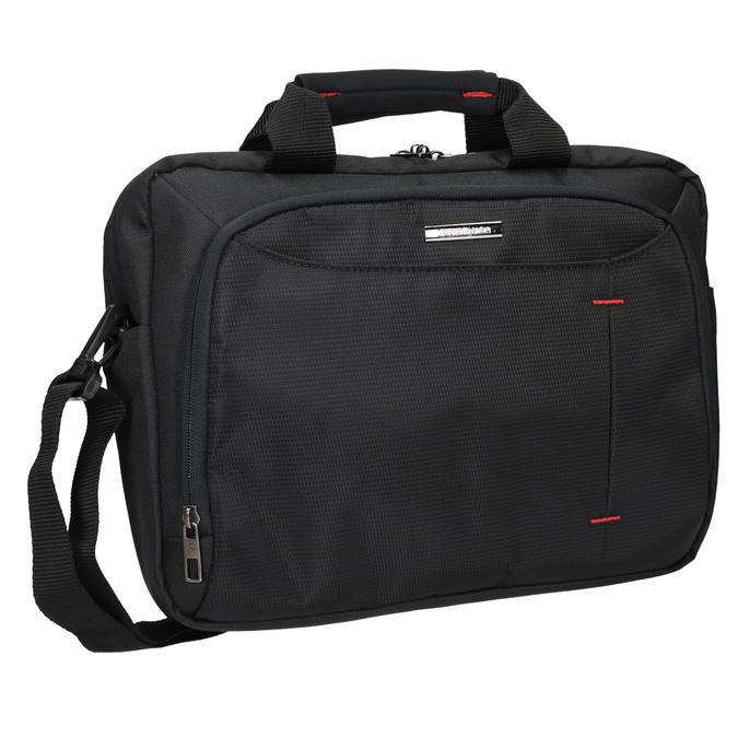 Professional laptop bag, black , 969-2378 - 13
