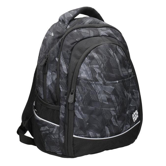 Children's School Backpack bagmaster, black , 969-6606 - 13