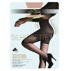 Ladies' body-shaping tights, beige , 919-8391 - 13