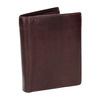 Leather wallet bata, brown , 944-4121 - 13