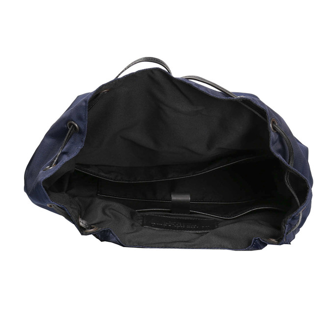 Stylish urban backpack royal-republiq, violet , 969-9003 - 15