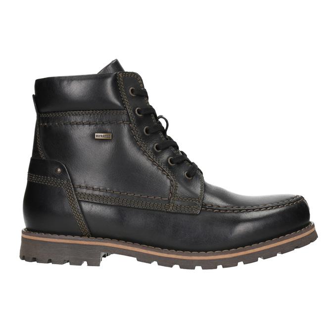 Men´s winter footwear bata, black , 896-6640 - 26