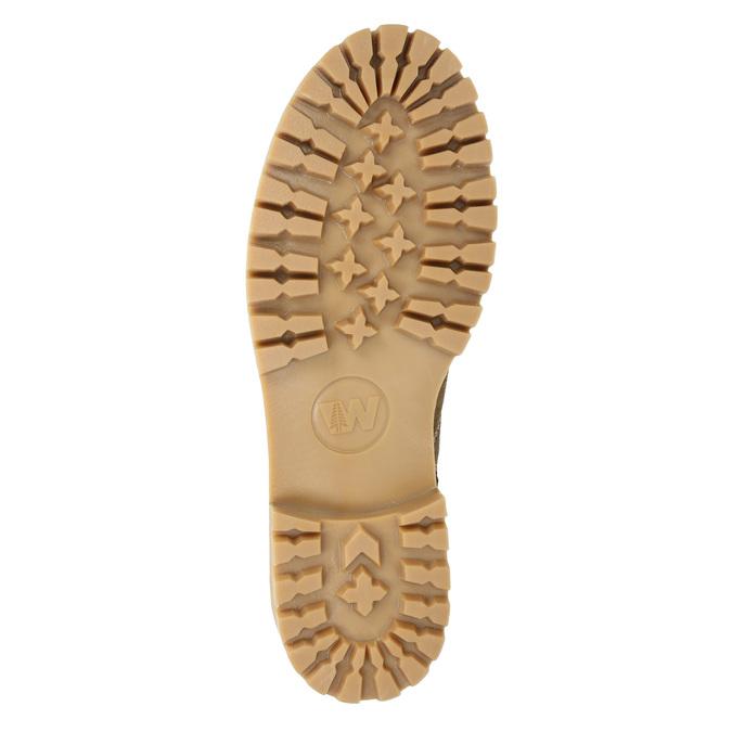 Ladies' winter boots with fur weinbrenner, brown , 593-8476 - 17