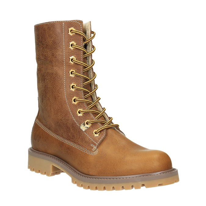 Ladies' winter boots weinbrenner, brown , 596-4638 - 13