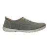 Casual leather shoes weinbrenner, gray , 846-2631 - 15