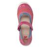Children´s ballerinas with an instep strap mini-b, pink , 329-5605 - 19