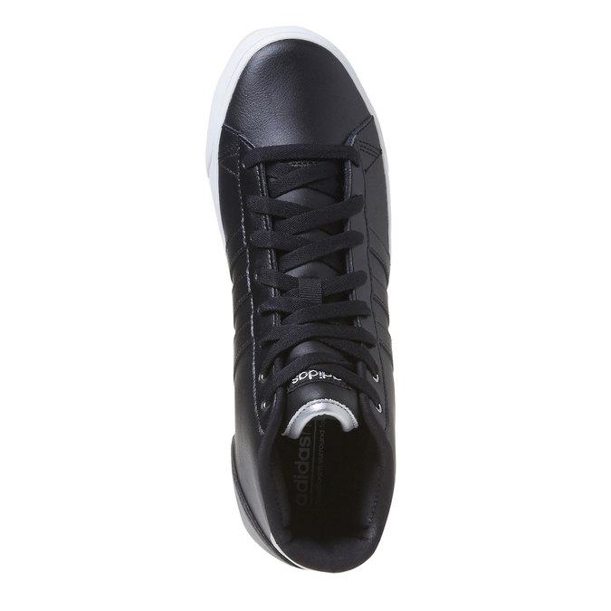 Ladies' ankle sneakers adidas, black , 501-6975 - 19