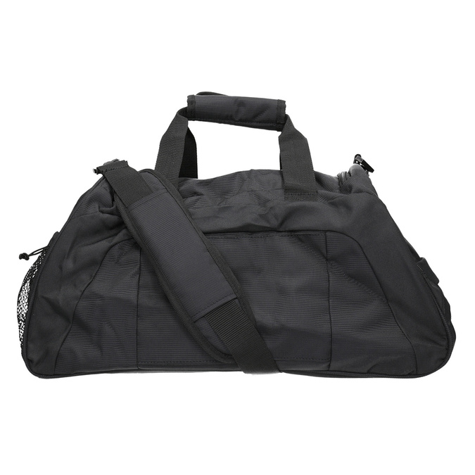 Black travel bag american-tourister, black , 969-6164 - 26