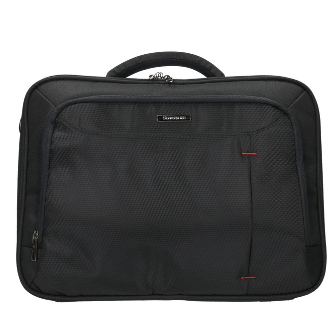 Laptop bag, black , 969-2393 - 19