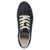 Ladies' leather sneakers gabor, blue , 626-9205 - 19