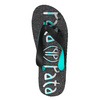 Men's flip-flops pata-pata, black , 872-6603 - 26