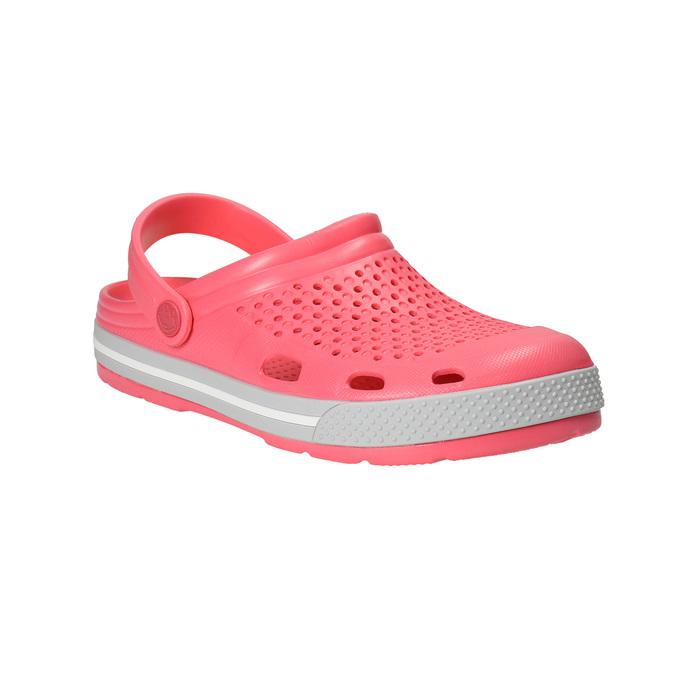 Ladies' pink sandals coqui, pink , 572-5611 - 13