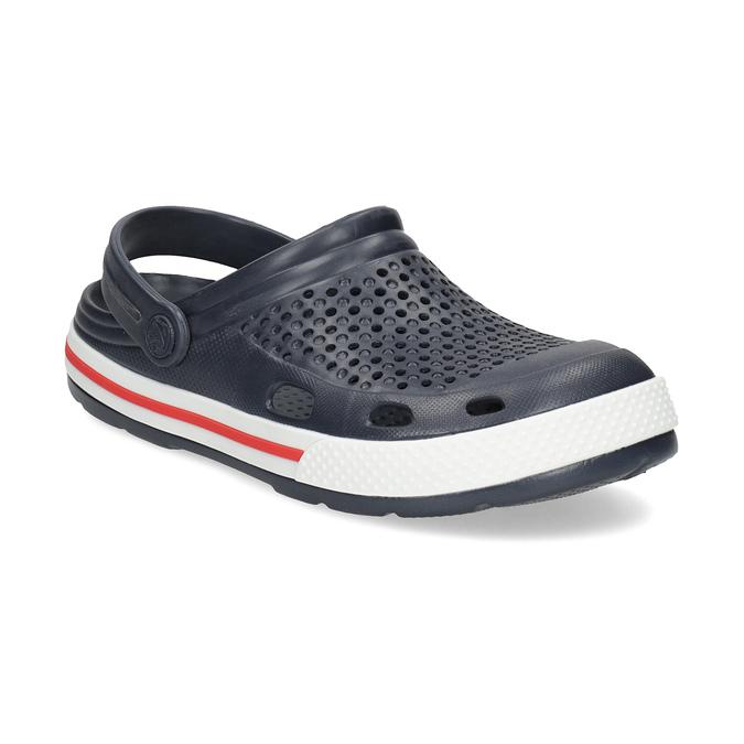 Ladies' blue sandals coqui, blue , 572-9611 - 13