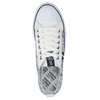 Ladies' patterned sneakers north-star, blue , 589-1441 - 19