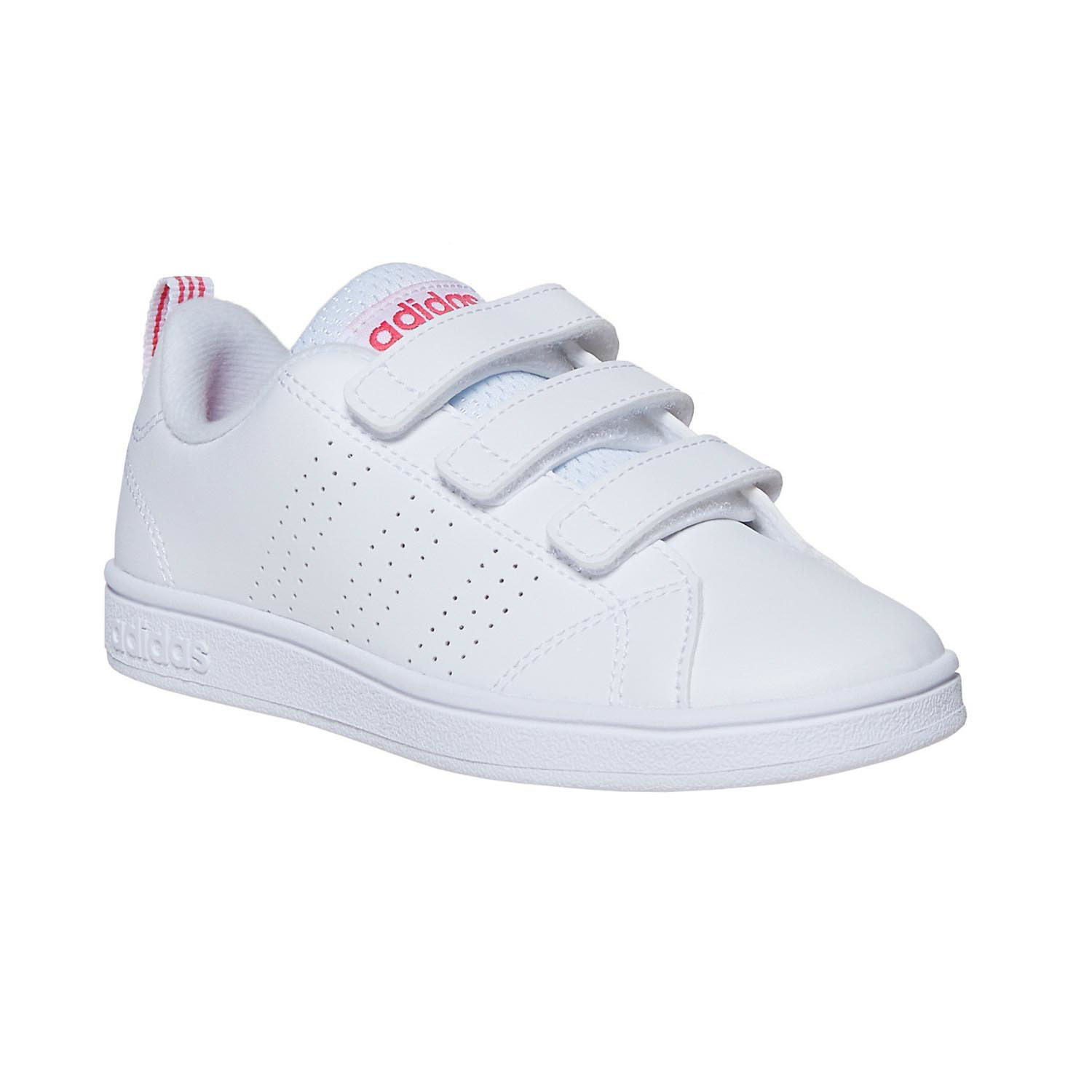 Adidas Girls' sneakers with Velcro