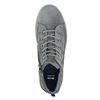 Men's ankle sneakers bata, gray , 846-2651 - 26