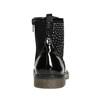 Children's Ankle Boots with Rhinestones mini-b, black , 321-6611 - 17