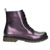 Metallic Children's Boots mini-b, blue , 321-9612 - 15