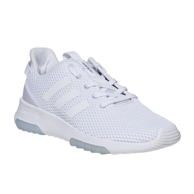 Ladies' athletic sneakers adidas, white , 509-1201 - 13