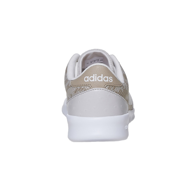 Ladies' patterned sneakers adidas, beige , 503-3111 - 17