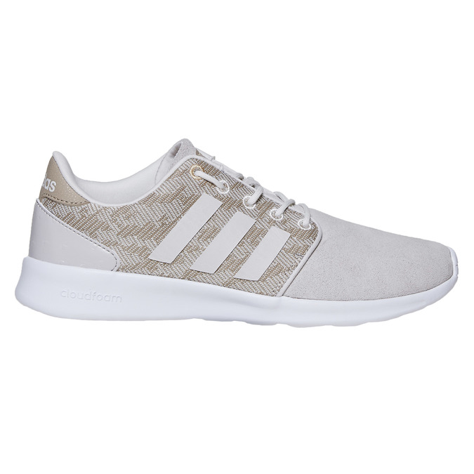 Ladies' patterned sneakers adidas, beige , 503-3111 - 15