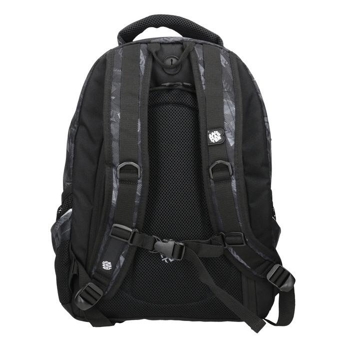 Children's School Backpack bagmaster, black , 969-6606 - 16