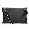 Ladies' Crossbody Handbag cafe-noir, black , 961-6088 - 16