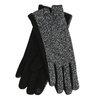 Ladies' Gloves with Bow bata, black , 909-6615 - 13