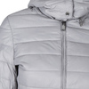 Ladies' Grey Hooded Jacket bata, gray , 979-1159 - 16