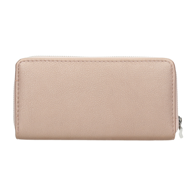 Ladies' Wallet, Pink bata, pink , 941-5155 - 16