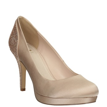 Pumps with Rhinestones bata, 729-8612 - 13