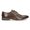Men's Embellished Leather Shoes bata, brown , 826-4927 - 19