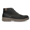 Men's leather winter boots, black , 896-6107 - 19